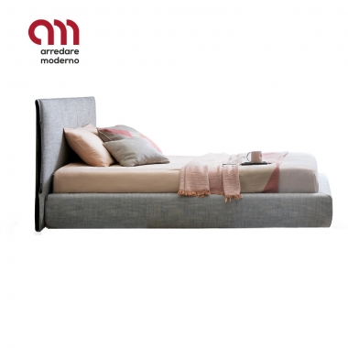 Cuff Single bed Bonaldo with container