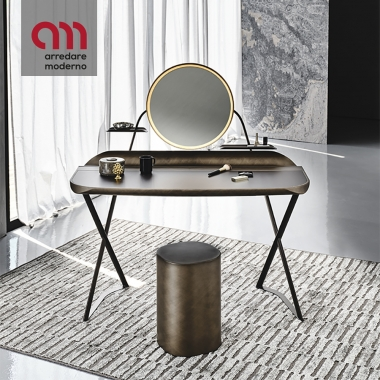 Cocoon Trousse Leather Console Cattelan Italia