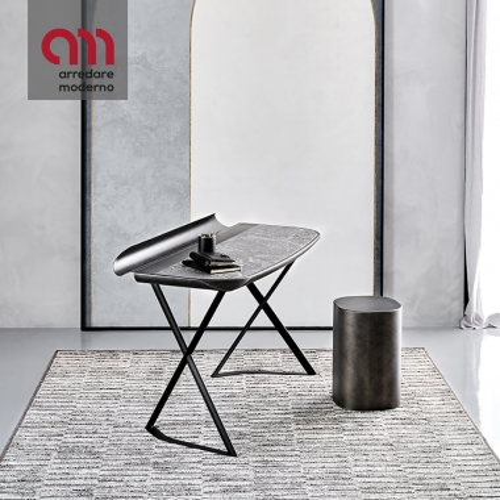 Cocoon Keramik Desk Cattelan Italia