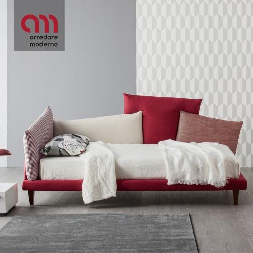 Picabia Single bed Bonaldo