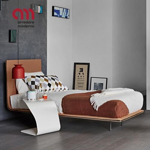 Thin Single bed Bonaldo