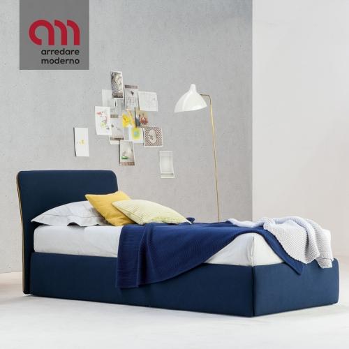 True Single bed Bonaldo