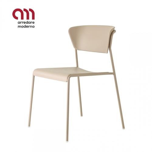 Lisa Tecnopolimero Go Green Chair Scab Design