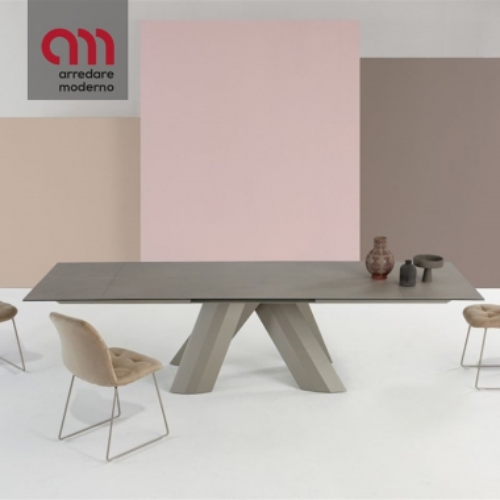Twist Ingenia Casa Bontempi extenadable Table