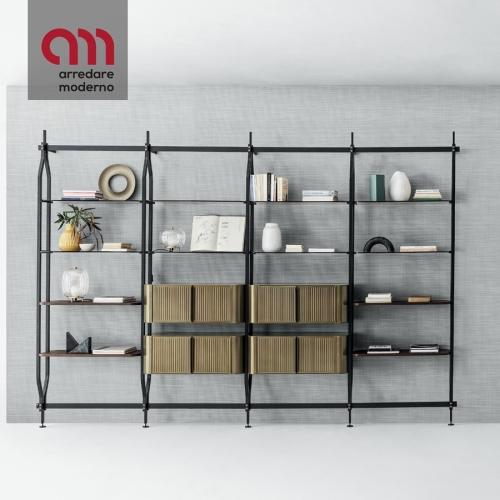 Charlotte Bontempi Wall bookcase