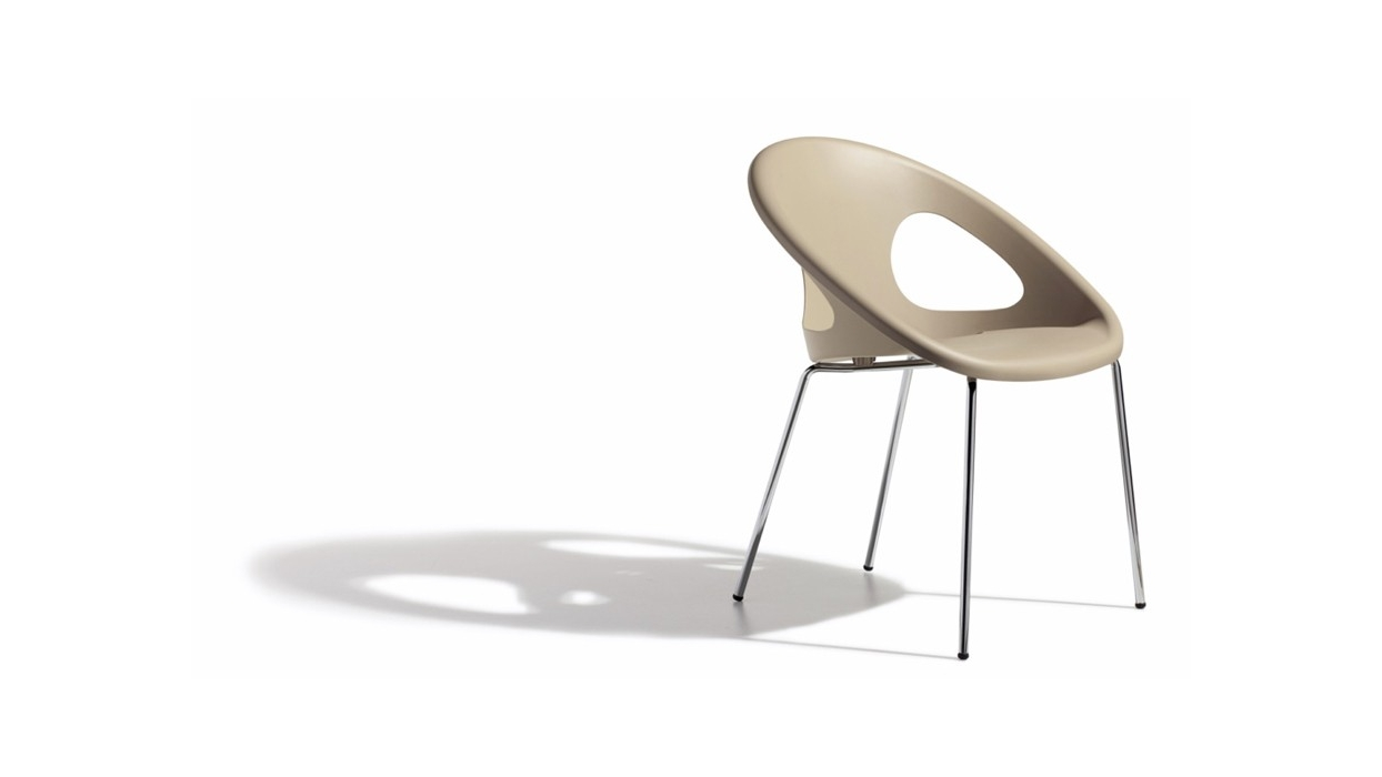 Natural Drop Chair Scab Arredare Moderno