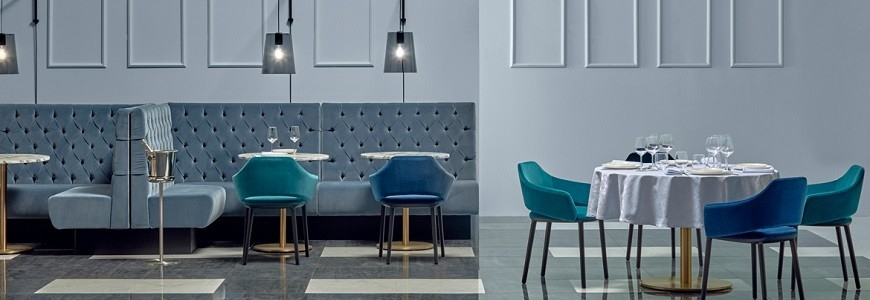 Bar sofas and armchairs