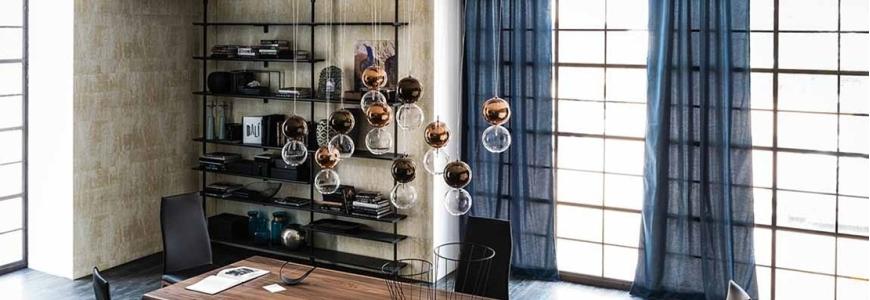 Chandelier - Suspension lamps