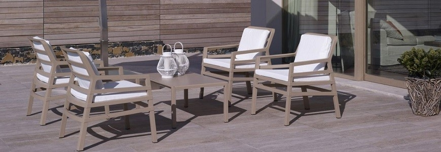 Garden chairs