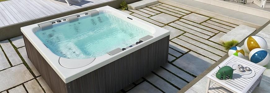 SPA pool hot tub