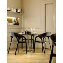4 sedie indoor / outdoor Pedrali Gossip