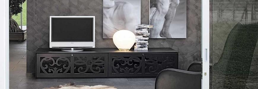 Cat logo completo de muebles para tv para crear un for Muebles franceses