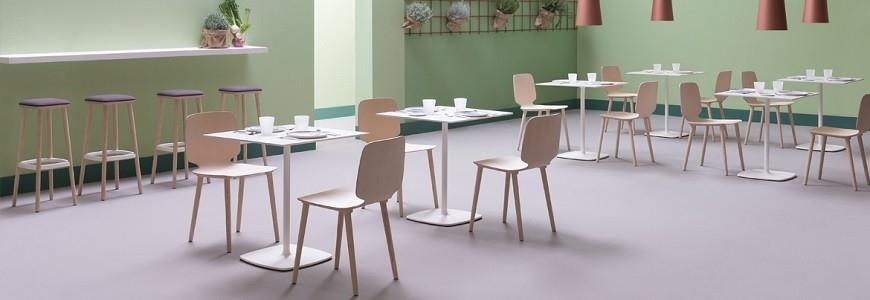 Mesas de centro y mesas bar