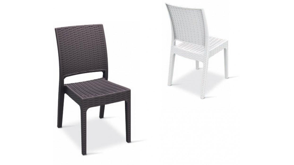 chaise grattoni mod le gs 1008 arredare moderno. Black Bedroom Furniture Sets. Home Design Ideas