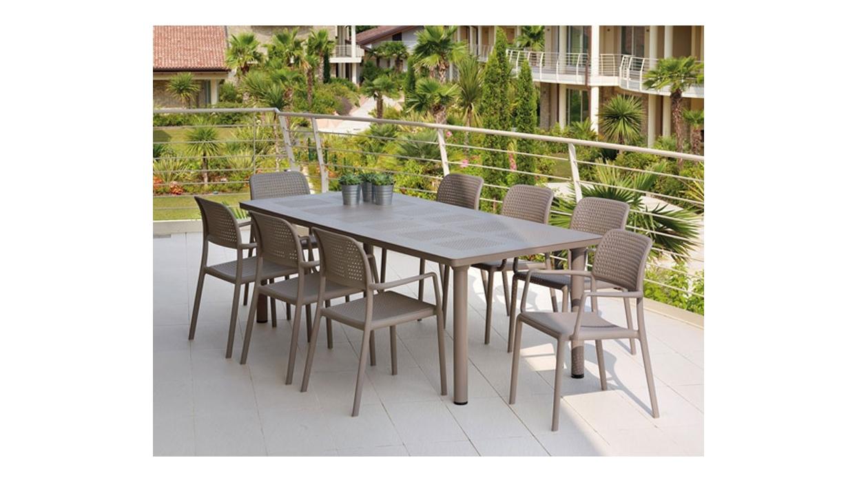 Libeccio nardi table - Table jardin nardi poitiers ...