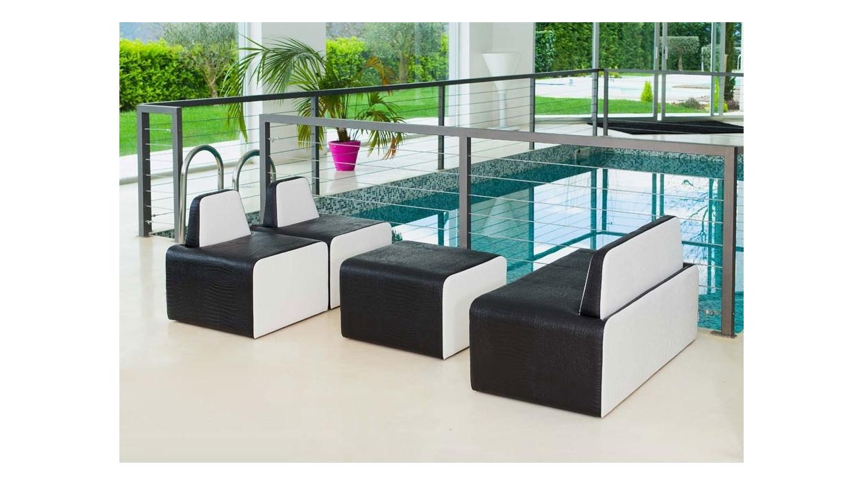 fauteuil bar modulaire une place pd 0201 arredare moderno. Black Bedroom Furniture Sets. Home Design Ideas