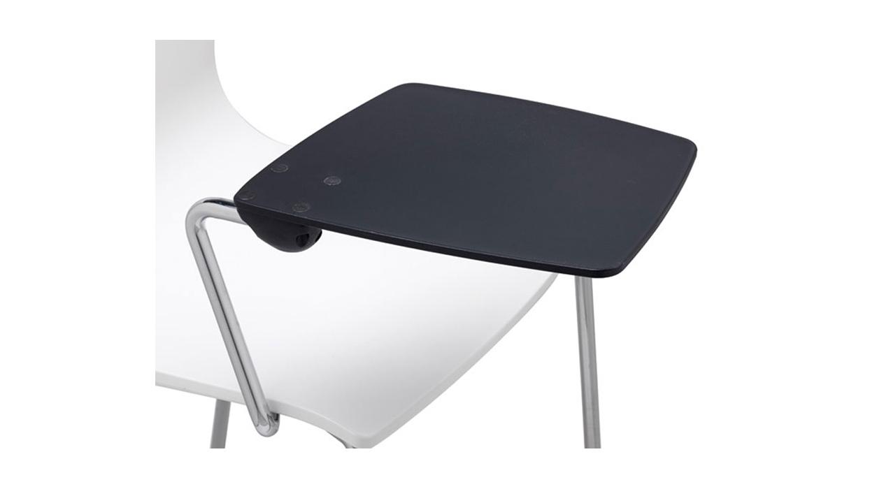 alice chair scab chaise avec tablette. Black Bedroom Furniture Sets. Home Design Ideas