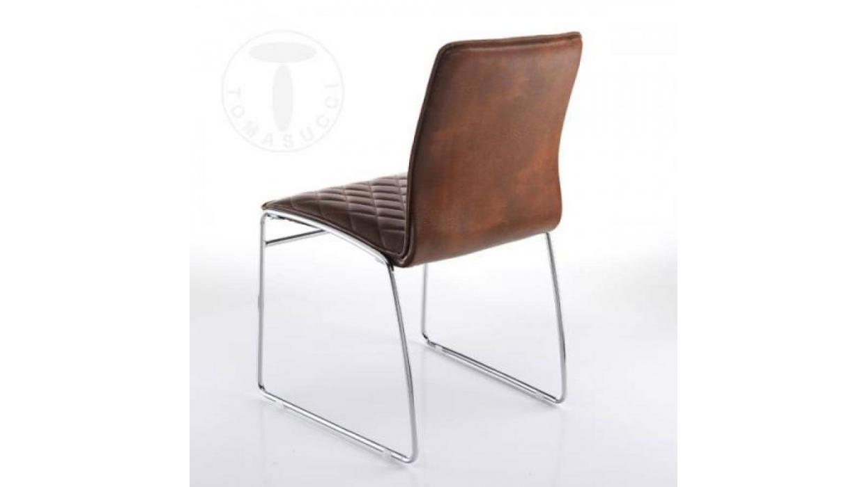 chaise mesh tomasucci arredare moderno. Black Bedroom Furniture Sets. Home Design Ideas