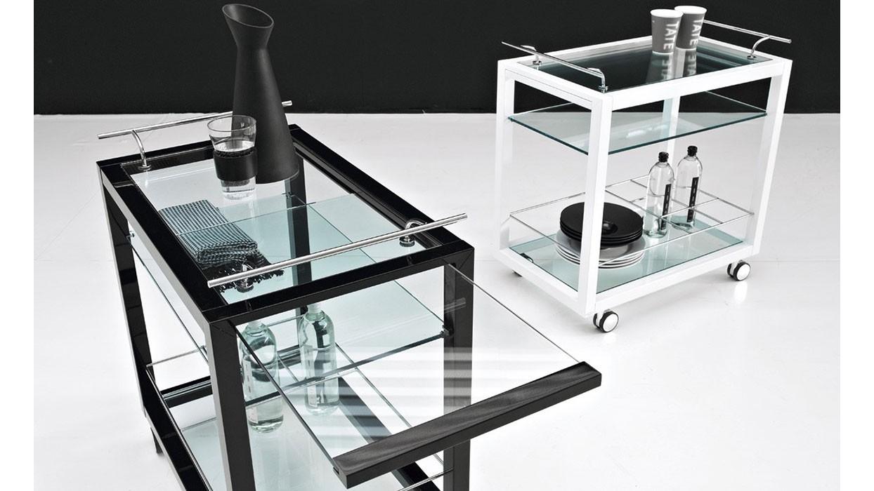 bar chariot cattelan italia mod le mojito wood arredare moderno. Black Bedroom Furniture Sets. Home Design Ideas