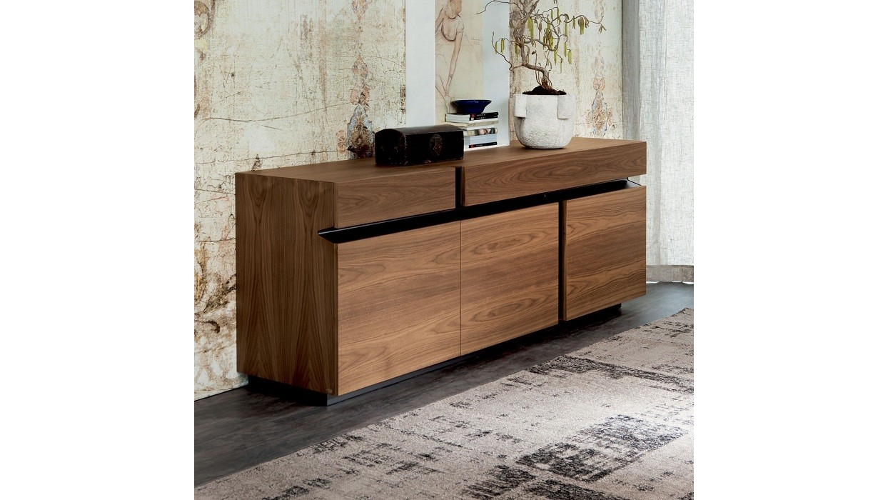 prisma cattelan italia buffet. Black Bedroom Furniture Sets. Home Design Ideas