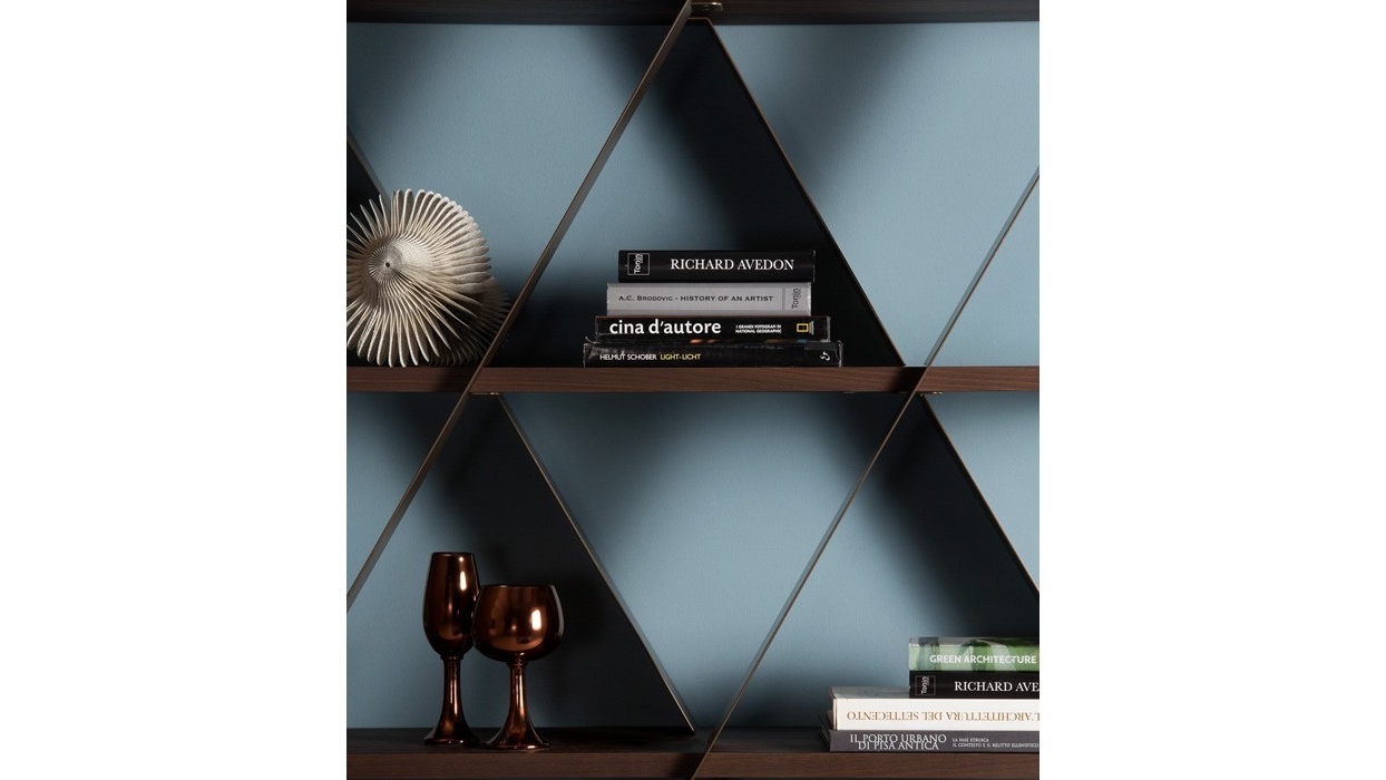 Biblioth Que Tonin Casa Mod Le Castle Arredare Moderno # Bibliotheque Modulaire