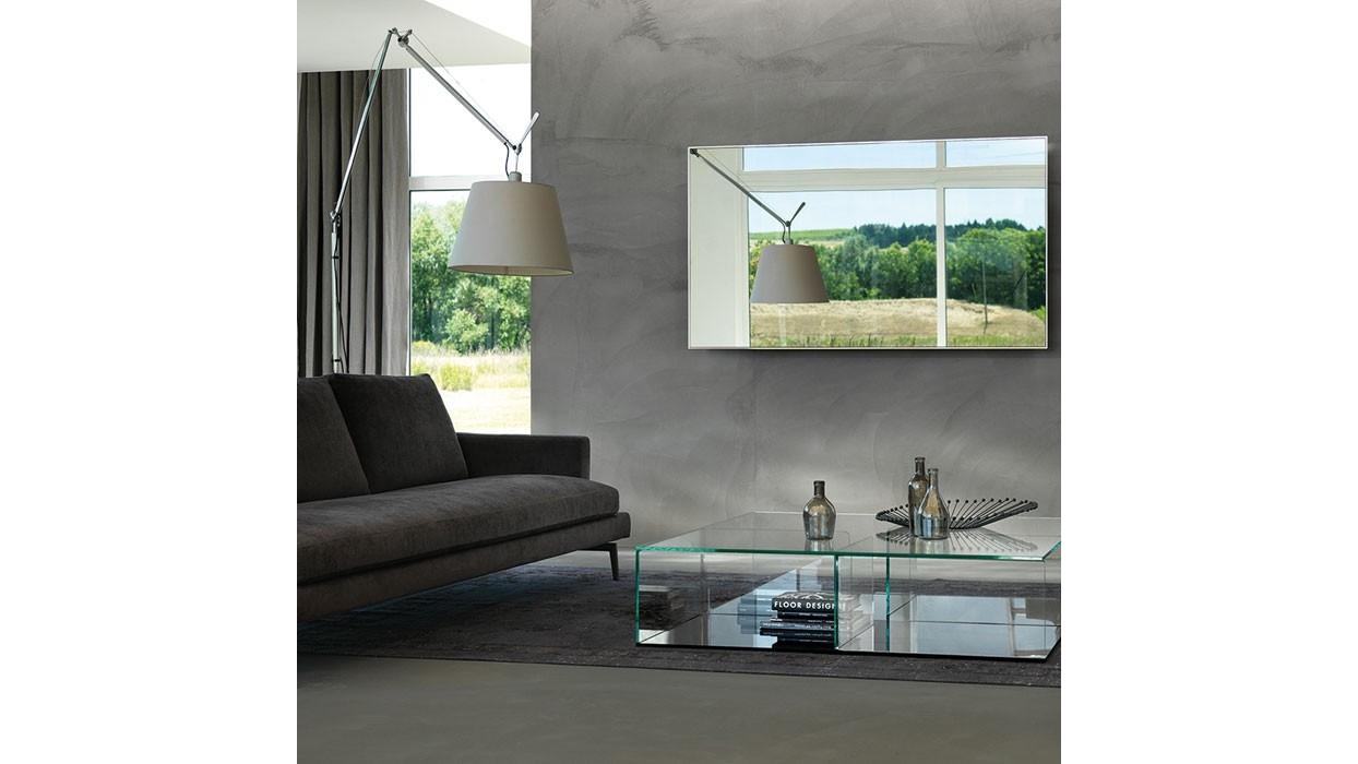 miroir fiam mod le mirage tv arredare moderno. Black Bedroom Furniture Sets. Home Design Ideas