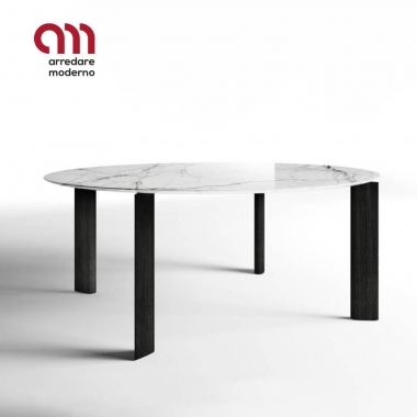 Table Fourdrops Driade rond