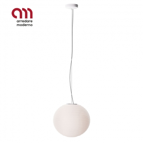 Lampe Flow Glass Rotaliana à suspension