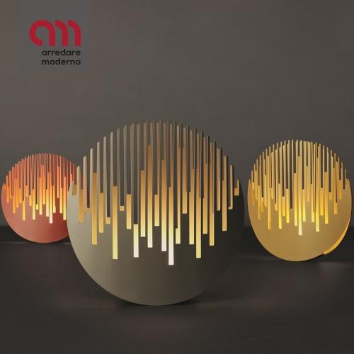 Lampe Manhattanhenge Cini & Nils de table