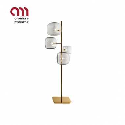 Lampe Hyperion Tonelli Design au sol
