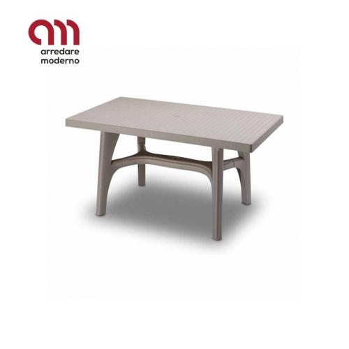 Table Intrecciato Scab Design