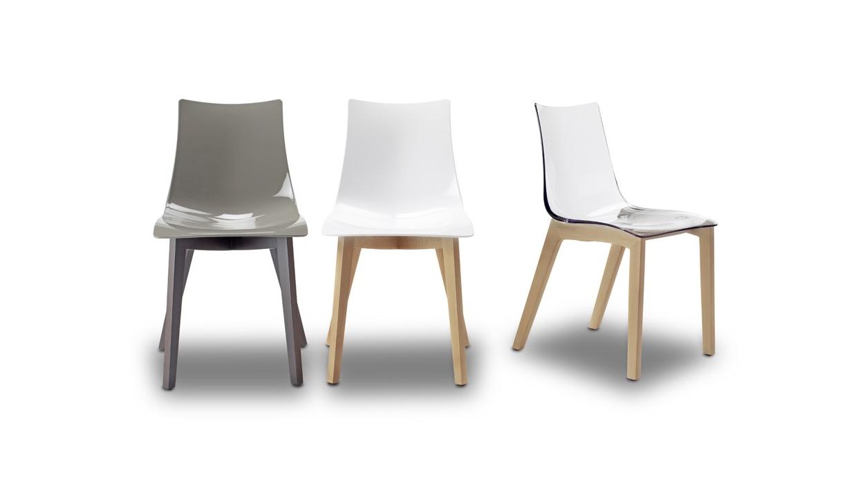 chaise natural zebra antishock scab arredare moderno. Black Bedroom Furniture Sets. Home Design Ideas