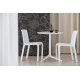 4 Sedie indoor / outdoor Pedrali Snow