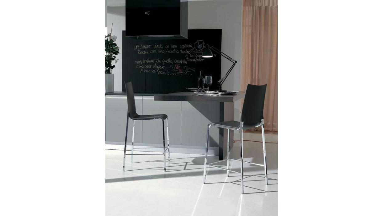 tabouret bontempi casa mod le eva arredare moderno. Black Bedroom Furniture Sets. Home Design Ideas