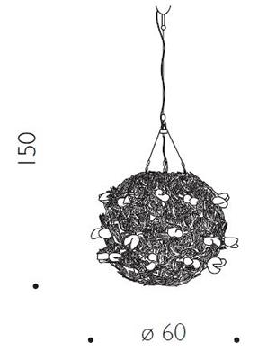 lampadario-norma-driade-dimensioni