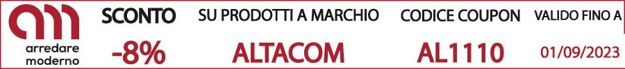 codice sconto coupon Altacom