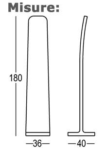 Gradient Partition Plust 160 dimensions and sizes