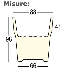 Cubalibre Vase Plust Beleuchtet Abmessungen und Größen