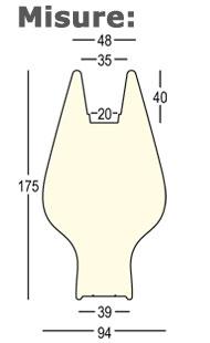 Vase Harbo Plust Lumineux dimensions
