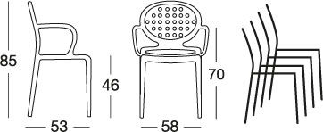 colette-scab-chair-with-armrests-sizes