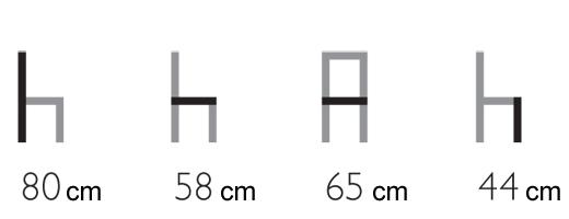 Set giardino divano poltrona tavolino Box Grattoni dimensioni e misure poltrona