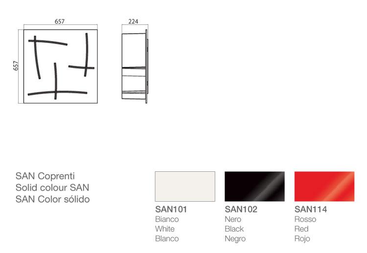 Libreria Arigato Infiniti Design dimensioni e colori