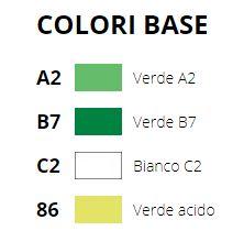 Gradient Partition Plust 180 colours