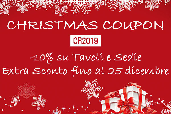 Christmas coupon mobili