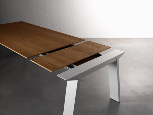 Tables extensibles