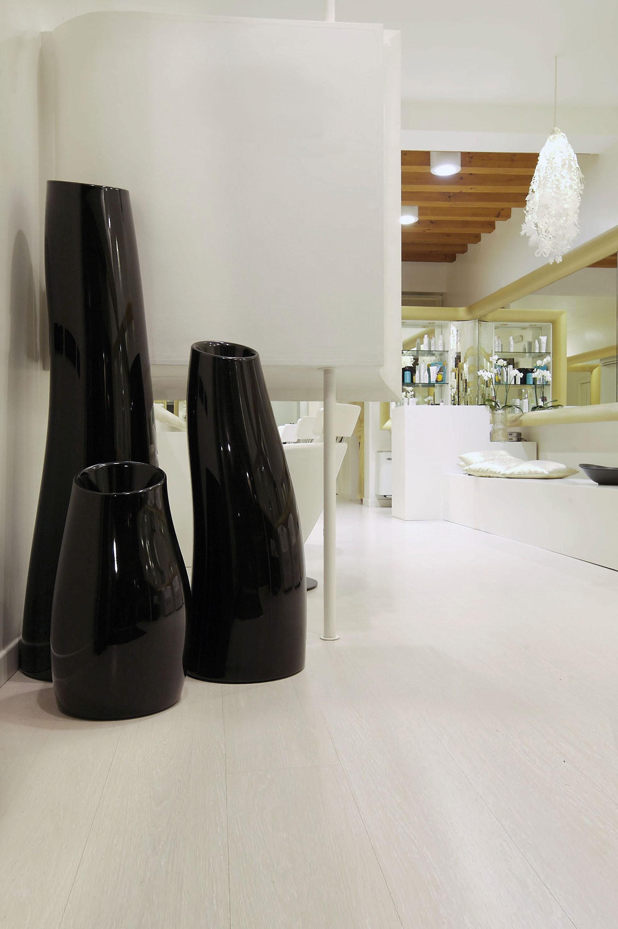 Vasi moderni da arredo vasi da giardino moderni in resina - Vasi per interni moderni ...