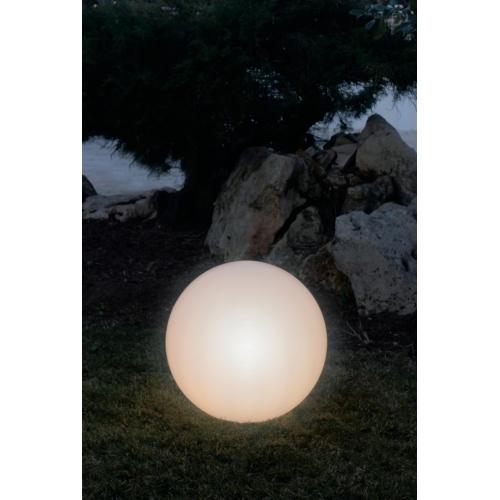 BALUX DIAM 50 OFFERTA LAMPADA DA INTERNO ED ESTERNO SFERA LUMINOSA MOD