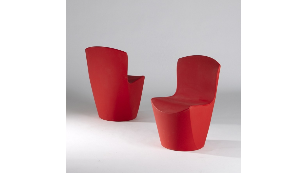 sedia slide modello zoe arredare moderno