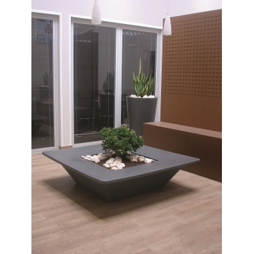 Vaso Bench Pot Slide