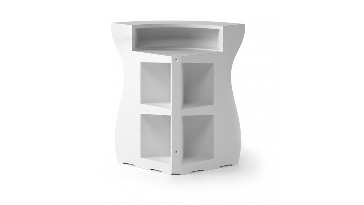 Bancone plust modello bartolomeo corner illuminabile - Bartolomeo mobili ...